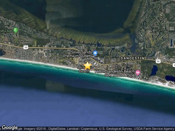 SAINT TROPEZ, MIRAMAR BEACH 32550