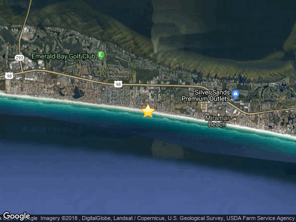 SAND DOLLAR TOWNHOMES, MIRAMAR BEACH 32550