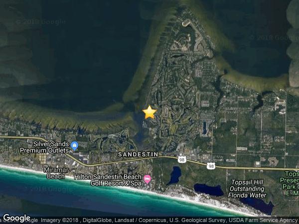 SANDESTIN-BAHIA, MIRAMAR BEACH 32550