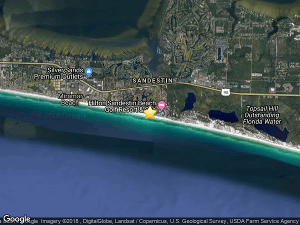 SANDESTIN-BEACHSIDE I, MIRAMAR BEACH 32550
