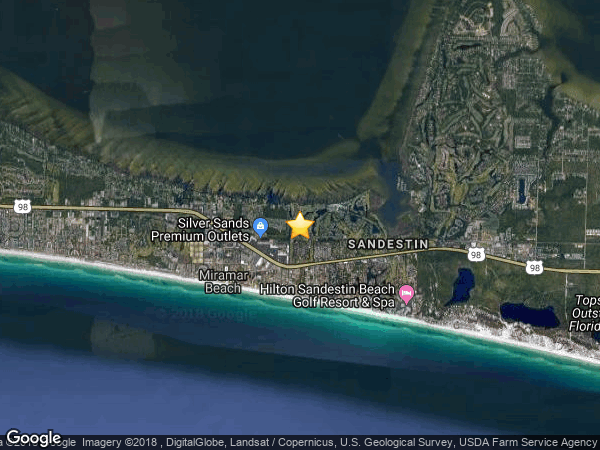 SANDESTIN-FAIRWAYS TOWNHOMES, MIRAMAR BEACH 32550