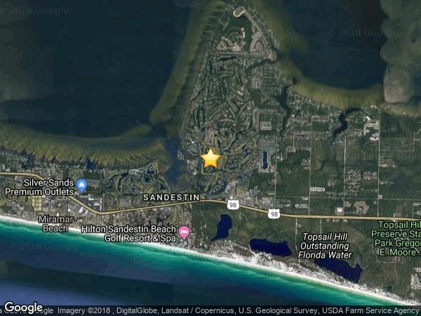 SANDESTIN-MAGNOLIA BAY TOWNHOMES, MIRAMAR BEACH 32550