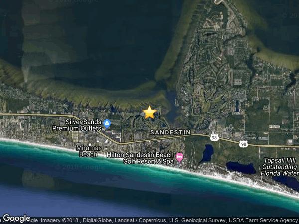 SANDESTIN-NORTHSHORE TOWNHOMES, MIRAMAR BEACH 32550