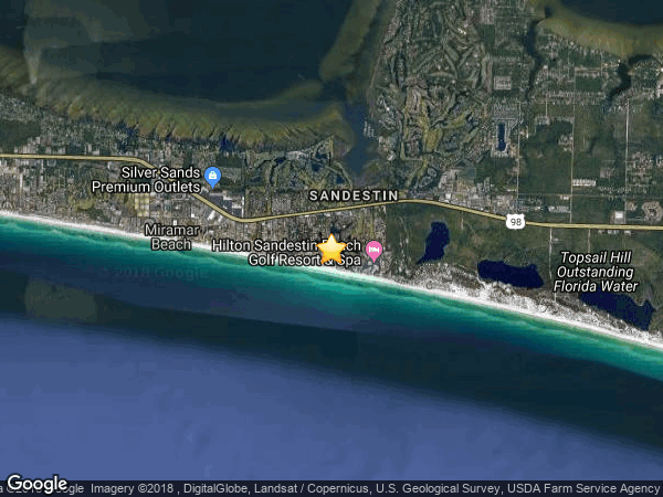 SANDESTIN-ONE BEACH CLUB, MIRAMAR BEACH 32550