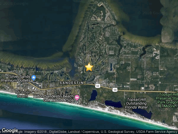 SANDESTIN-TURNBERRY II, MIRAMAR BEACH 32550