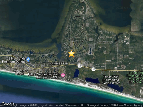 SANDESTIN-TURNBERRY VILLAS, MIRAMAR BEACH 32550