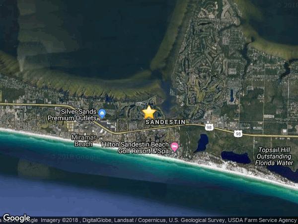 SANDPIPER VILLAGE, MIRAMAR BEACH 32550
