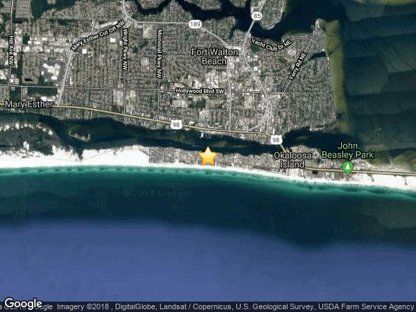 SANTA ROSA ISLAND TOWNHOMES, FT WALTON BEACH 32548