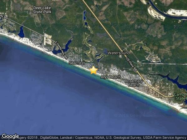 SEA BLUFF VILLAS, SANTA ROSA BEACH 32459