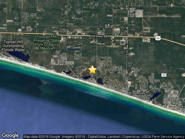 SEA DUNES , SANTA ROSA BEACH 32459