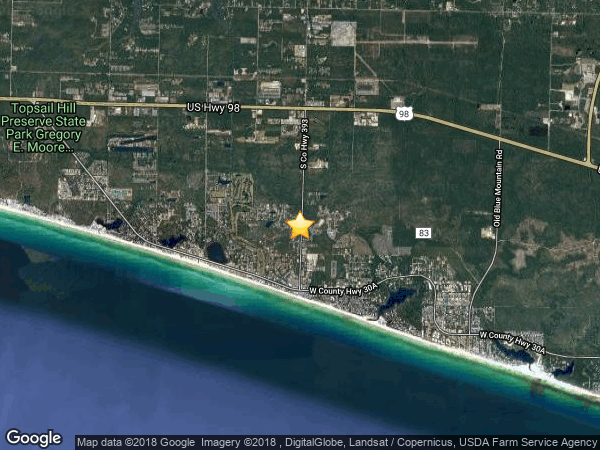 SUMMER RIDGE SOUTH , SANTA ROSA BEACH 32459
