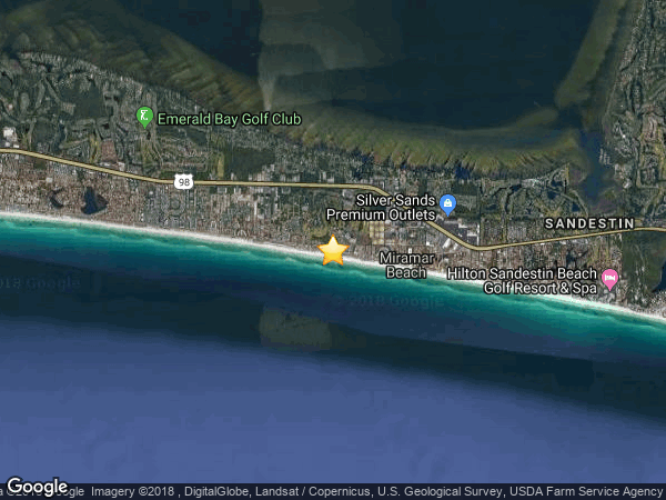THE EMPRESS, MIRAMAR BEACH 32550