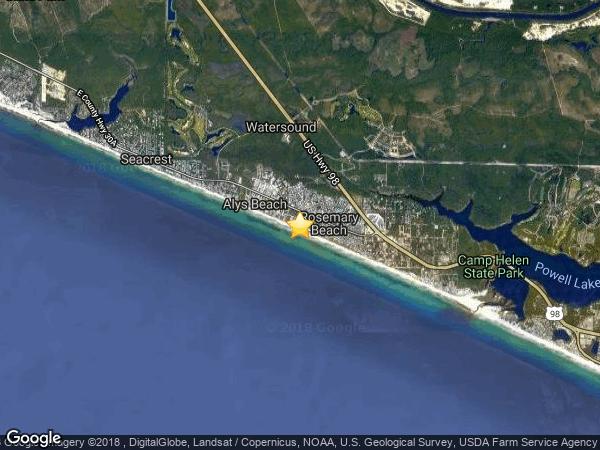 THE VILLAS AT SUNSET BCH, INLET BEACH 32461