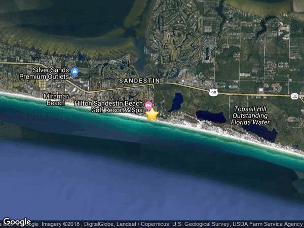 TOPSL - TIDES, MIRAMAR BEACH 32550