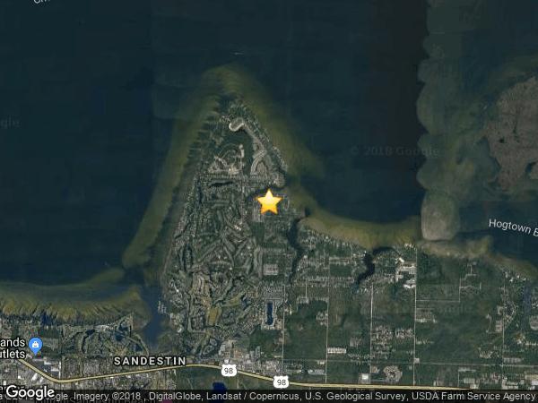 TURQUOISE BEACH  , SANTA ROSA BEACH 32459