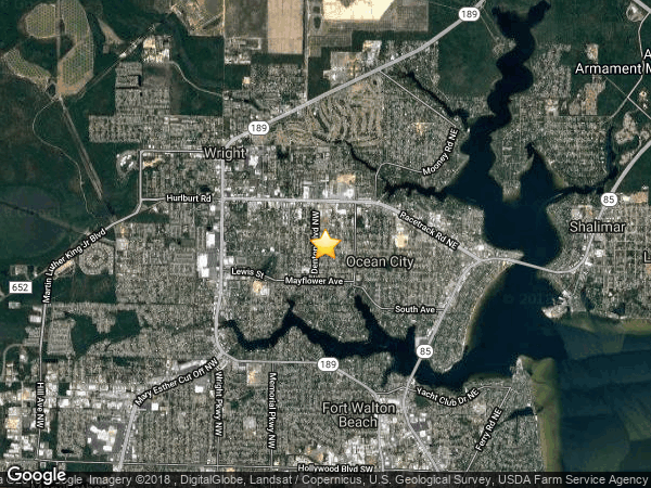 TYNER VILLAS TOWNHOMES, FT WALTON BEACH 32547