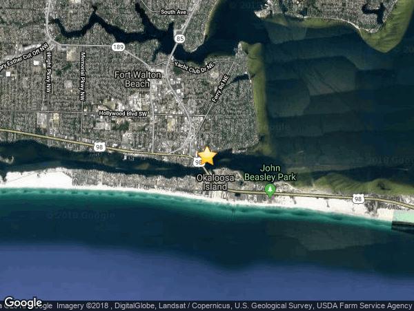 VILLA DI MARE, FT WALTON BEACH 32548