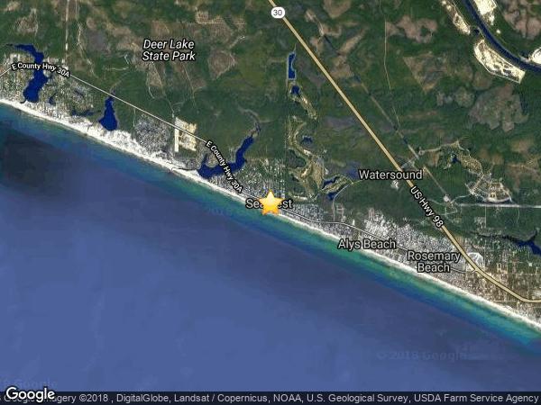 WATERHOUSE CONDO, INLET BEACH 32461