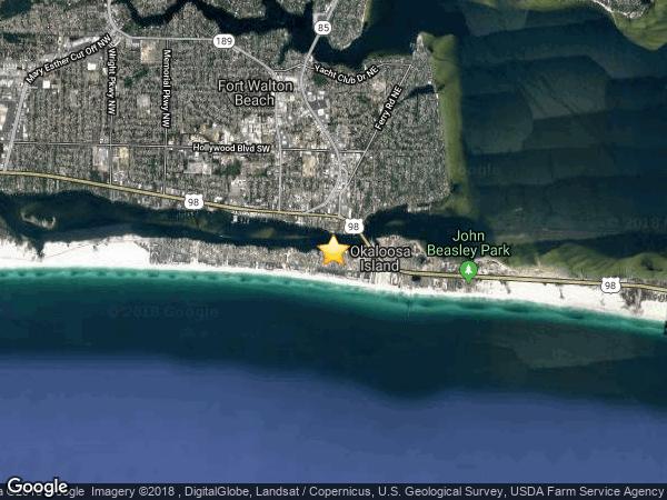WATERWAY, FT WALTON BEACH 32548